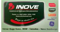 Tchê Encontrei - Inove Peças para Eletrodomésticos – Peças para Eletrodomésticos em Novo Hamburgo