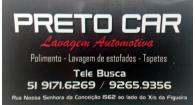 Tchê Encontrei - Preto Car Lavagem Automotiva – Lavagem em Sapucaia do Sul
