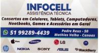 Tchê Encontrei - Infocell Assistência Técnica – Assistência Técnica em Canoas