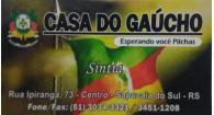 Tchê Encontrei - Casa do Gaúcho Esperando Você Pilchas – Artigos Regionais em Sapucaia do Sul