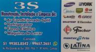 Tchê Encontrei - 3S Assistência Técnica de Eletrodomésticos – Assistência Técnica de Eletrodomésticos em Canoas