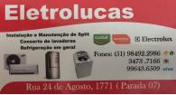 Tchê Encontrei - Assistência Técnica de Eletrodomésticos Eletrolucas – Assistência Técnica de Eletrodomésticos em Esteio