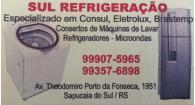Tchê Encontrei - Sul Refrigeração – Refrigeração em Sapucaia do Sul