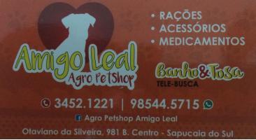 Tchê Encontrei - Amigo Leal Agro Petshop – Agro Petshop em Sapucaia do Sul