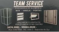 Tchê Encontrei - Team Service Esquadrais de Alumínio – Esquadrias de Alumínio em Sapucaia do Sul