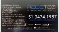 Tchê Encontrei - Redetec Soluções em Informática – Soluções em Informática em Sapucaia do Sul