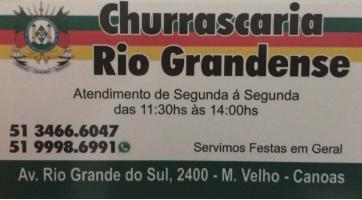 Tchê Encontrei - Churrascaria Rio Grandense – Churrascaria em Canoas