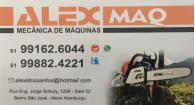 Tchê Encontrei - Alex Maq Mecânica de Máquinas – Mecânica de Máquinas em Novo Hamburgo