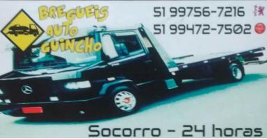 Tchê Encontrei - Bregueis Auto Guincho – Guincho 24 Horas em Novo Hamburgo