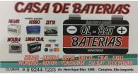Tchê Encontrei - Casa de Baterias – Baterias em São Leopoldo