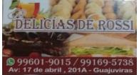 Tchê Encontrei - Restaurante Delicías de Rossi – Restaurante em Canoas