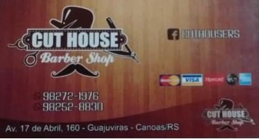Tchê Encontrei - Barbearia Cut House – Barbearia em Canoas