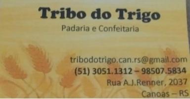 Tchê Encontrei - Padaria e Confeitaria Tribo do Trigo – Padaria e Confeitaria em Canoas
