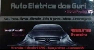 Tchê Encontrei - Auto Elétrica dos Guri  – Auto Elétrica em Canoas