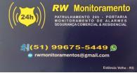Tchê Encontrei - RW Monitoramento – Monitoramento 24 Horas em Estância Velha