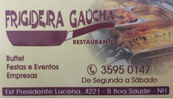 Tchê Encontrei - Restaurante Frigideira Gaúcha – Restaurante em Novo Hamburgo