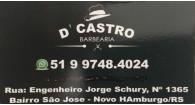 Tchê Encontrei - D' Castro Barbearia – Barbearia em Novo Hamburgo
