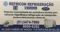 Tchê Encontrei - Refricon Refrigeração de Transportes – Refrigeração em Sapucaia do Sul