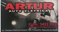 Tchê Encontrei - Artur Auto Elétrica – Auto Elétrica em Sapucaia do Sul