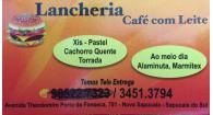 Tchê Encontrei - Lancheria Café com Leite – Lancheria em Sapucaia do Sul