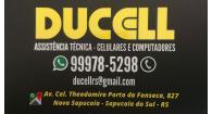 Tchê Encontrei - Ducell Assistência Técnica – Assistência Técnica em Sapucaia do Sul