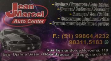 Tchê Encontrei - Jean Marcel Auto Center – Auto Center em Sapucaia do Sul