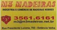 Tchê Encontrei - M3 Madeiras – Madeireira em Estância Velha