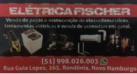 Tchê Encontrei - Elétrica Fischer – Elétrica em Novo Hamburgo