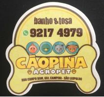 Tchê Encontrei - CÃOPINA Agropet – Agropet em São Leopoldo