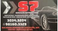 Tchê Encontrei - S7 Serviços Automotivos – Serviços Automotivos em Sapucaia do Sul