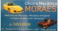 Tchê Encontrei - Oficina Mecânica Moraes – Mecânica em Sapucaia do Sul