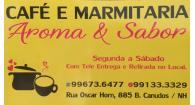 Tchê Encontrei - Café e Marmitaria Aroma & Sabor – Café e Marmitaria em Novo Hamburgo