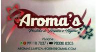 Tchê Encontrei - Aroma's Produtos de Limpeza e Higiene – Produtos de Limpeza e Higiene em Novo Hamburgo