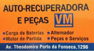 Tchê Encontrei - Auto-Recuperadora e Peças VM – Auto-Recuperadora e Peças em Sapucaia do Sul