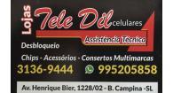 Tchê Encontrei - Tele Dil Celulares – Celulares em São Leopoldo