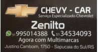 Tchê Encontrei - Chevy Car Mecânica – Mecânica em Sapucaia do Sul