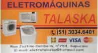 Tchê Encontrei - Eletromáquinas Talaska – Manutenção de Máquinas em Sapucaia do Sul