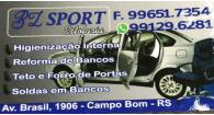 Tchê Encontrei - BL Sport Estofaria – Estofaria em Campo Bom
