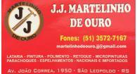 Tchê Encontrei - J.J. Martelinho de Ouro – Martelinho de Ouro em São Leopoldo