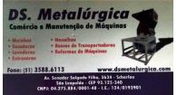 Tchê Encontrei - DS. Metalúrgica – Metalúrgica em São Leopoldo