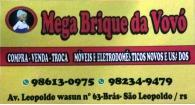 Tchê Encontrei - Mega Brique da Vovó – Brique em São Leopoldo