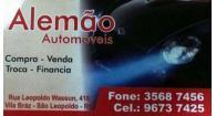 Tchê Encontrei - Alemão Automóveis – Automóveis em São Leopoldo
