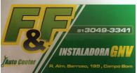 Tchê Encontrei - F&F Instaladora de GNV – Instaladora de GNV em Campo Bom