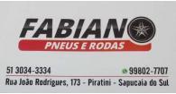 Tchê Encontrei - Fabiano Pneus e Rodas – Pneus e Rodas em Sapucaia do Sul