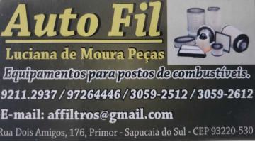 Tchê Encontrei - Auto Fil Peças – Peças para Postos de Combustíveis em Sapucaia do Sul