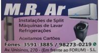 Tchê Encontrei - M.R. Ar Instalações – Instalações em São Leopoldo