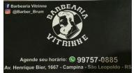 Tchê Encontrei - Barbearia Vitrinne – Barbearia em São Leopoldo