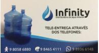 Tchê Encontrei - Infinity Distribuidora de Água Mineral – Distribuidora de Água Mineral em Novo Hamburgo
