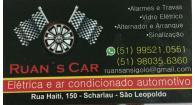 Tchê Encontrei - Ruans Car Elétrica – Elétrica em São Leopoldo