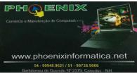 Tchê Encontrei - Phoenix Informática – Informática em Novo Hamburgo